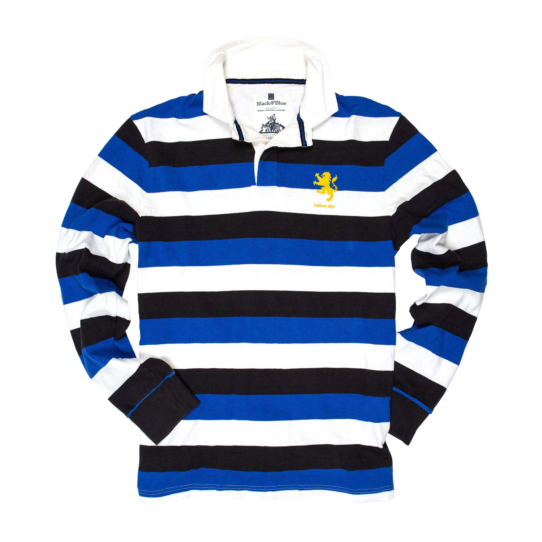 Addison 1871 Rugby Shirt - front