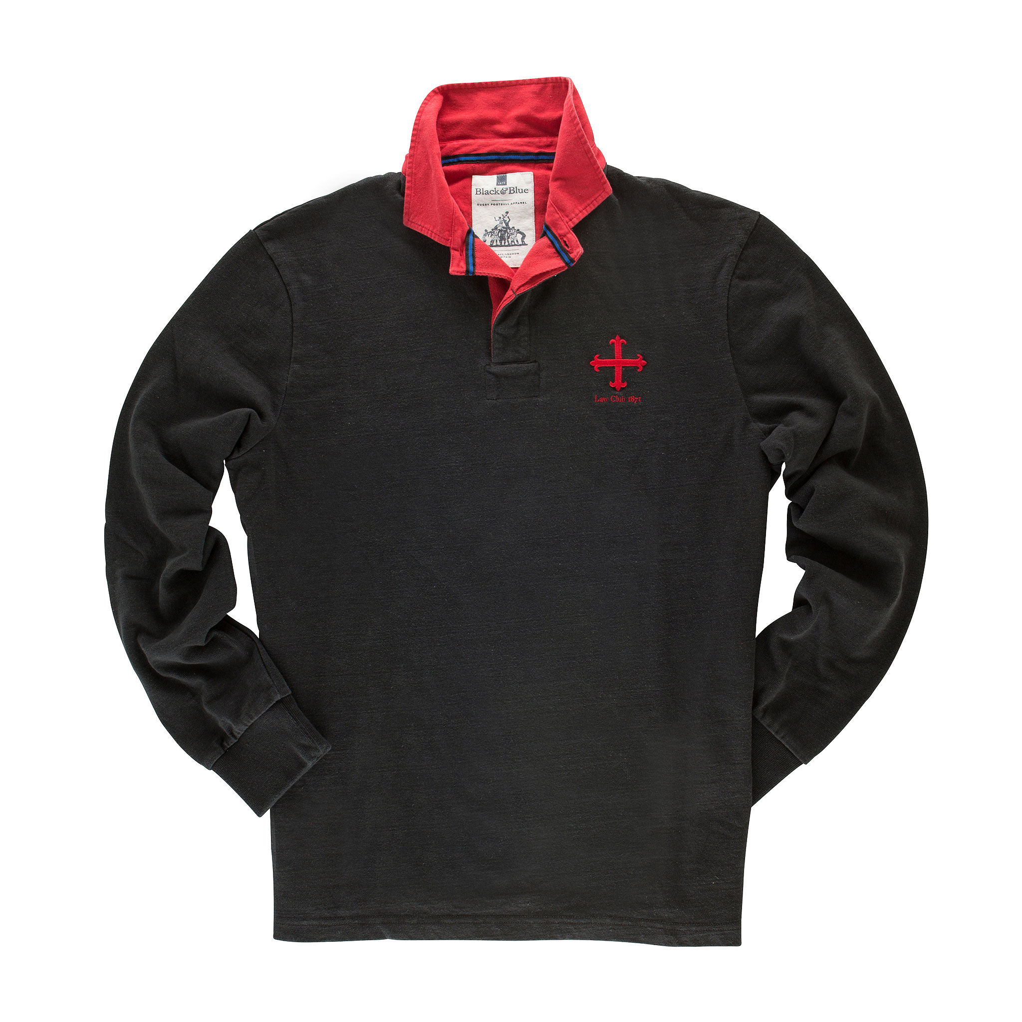 Law Club 1871 Rugby Shirt - front
