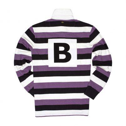 Belsize Park 1871 Rugby Shirt - Back