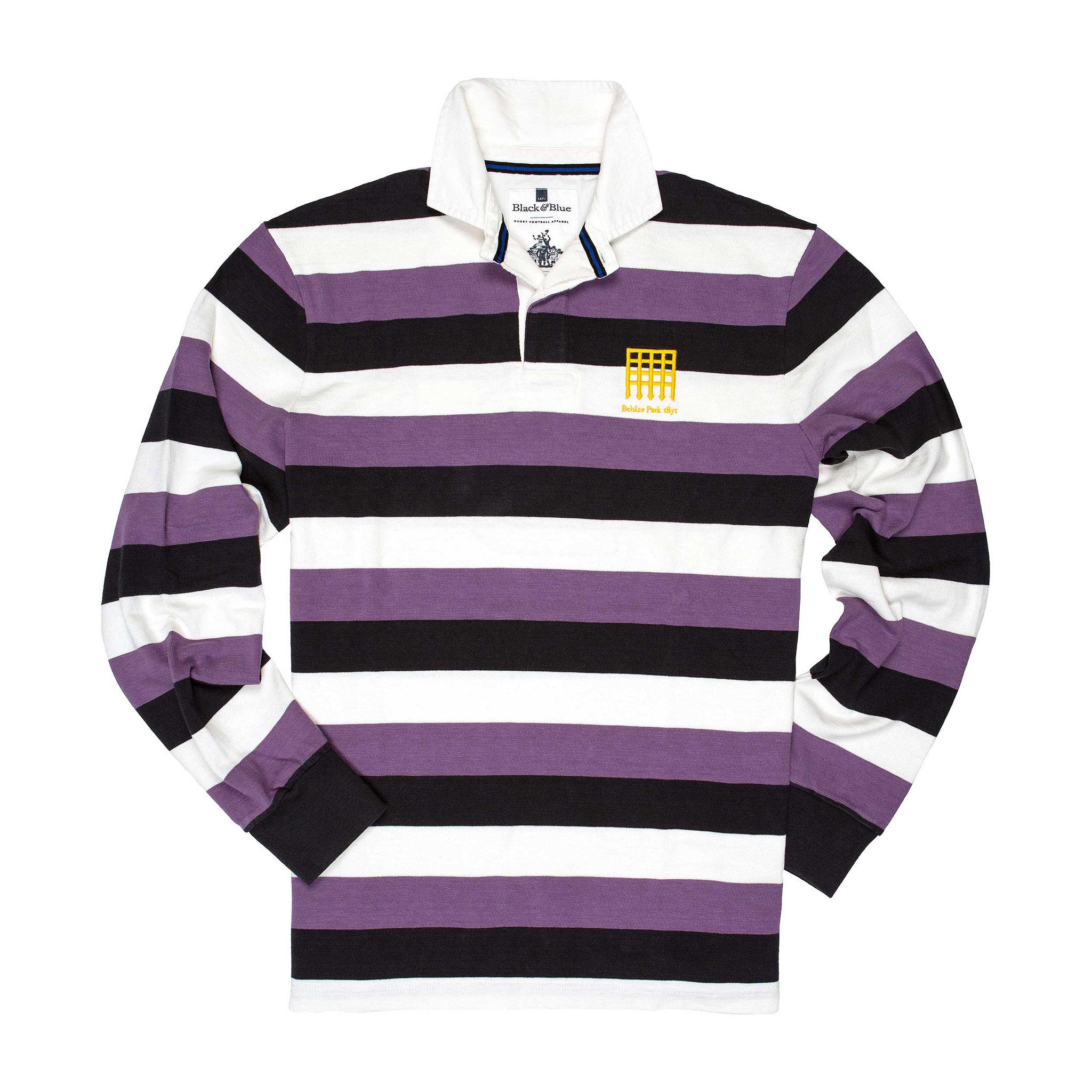 Belsize Park 1871 Rugby Shirt - front