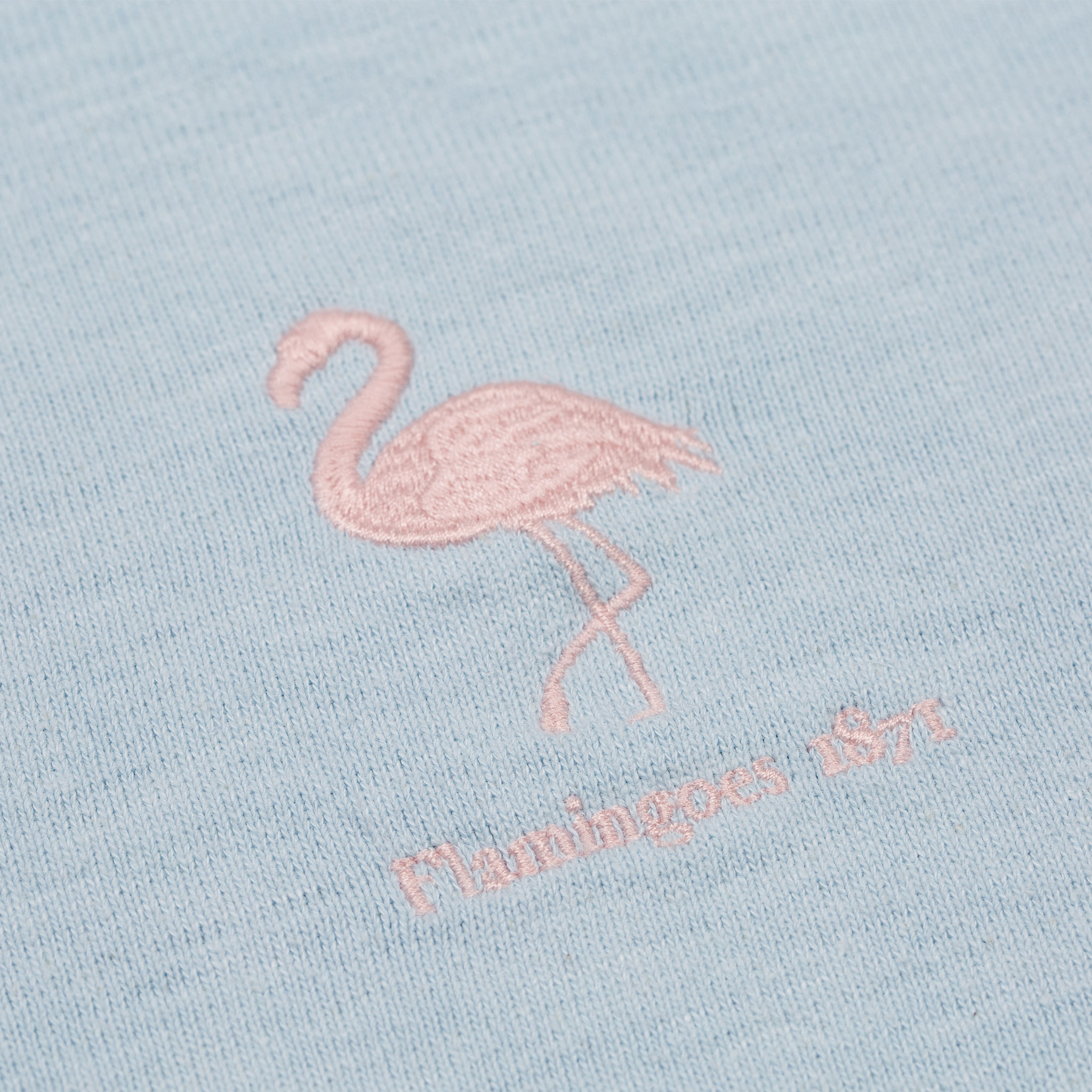 Flamingoes 1871 Rugby Shirt Logo