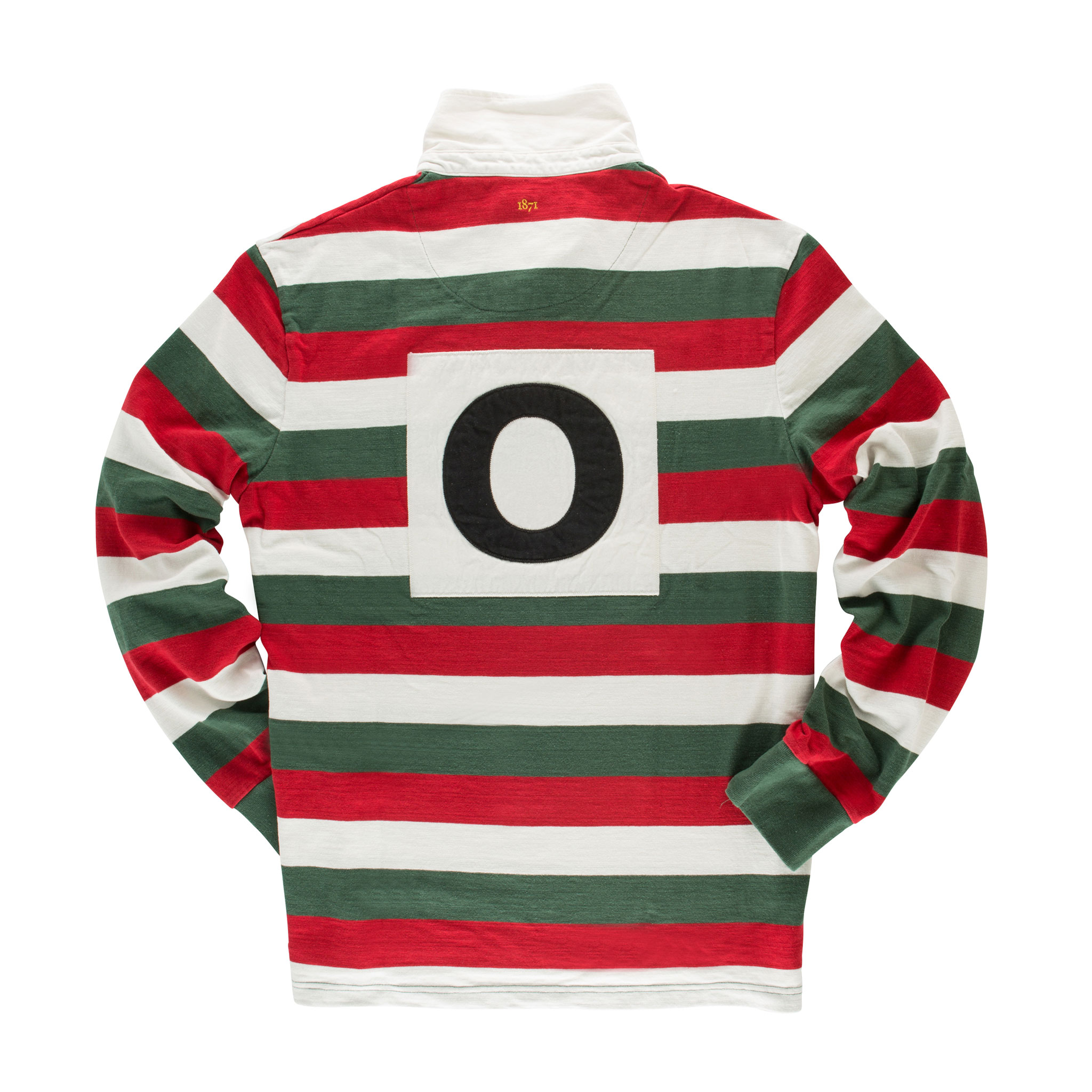 Gipsies 1871 Rugby Shirt - back