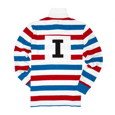 Lausanne 1871 Rugby Shirt - Back