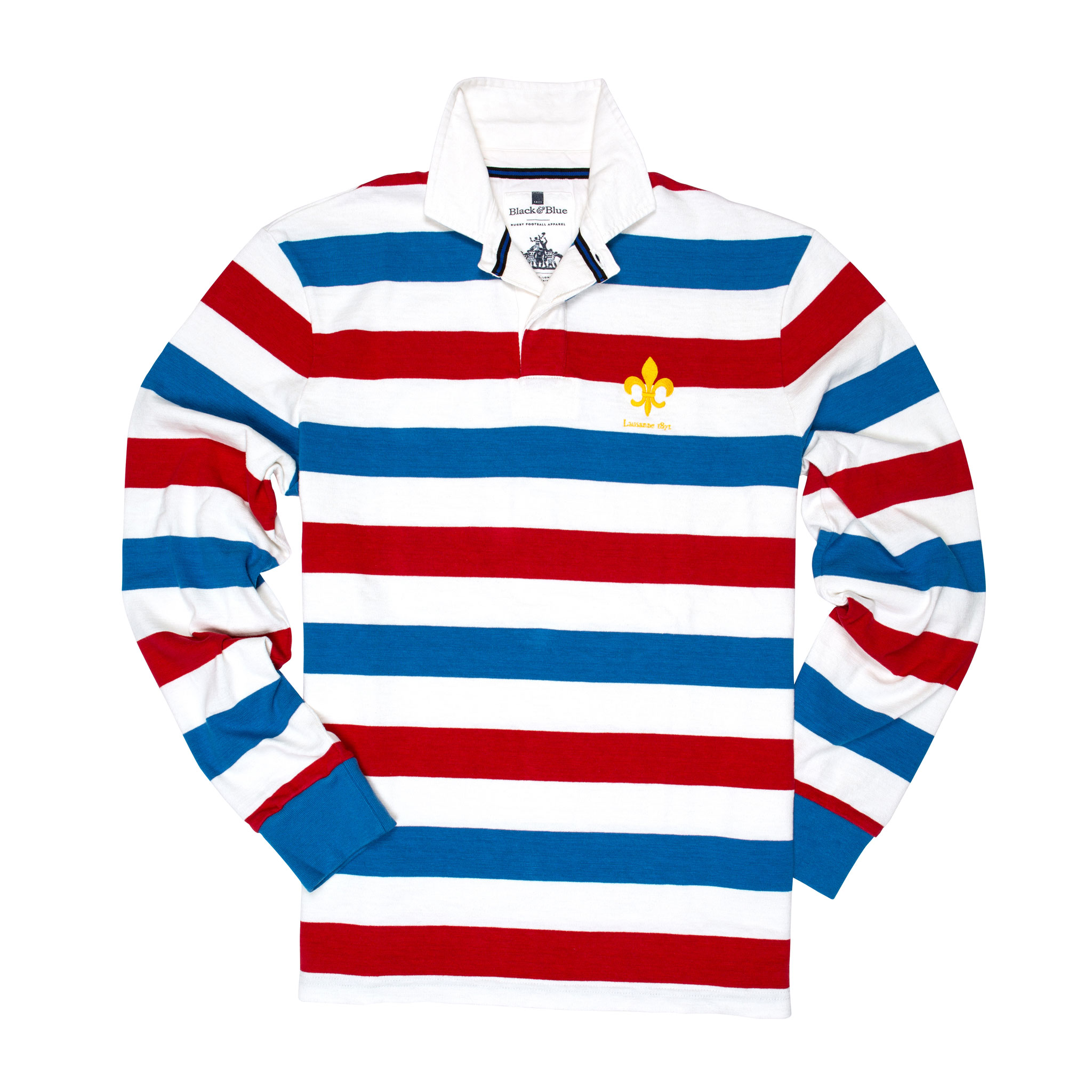 Lausanne 1871 Rugby Shirt - front