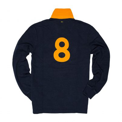 Marlborough Nomads 1871 Rugby Shirt - Back