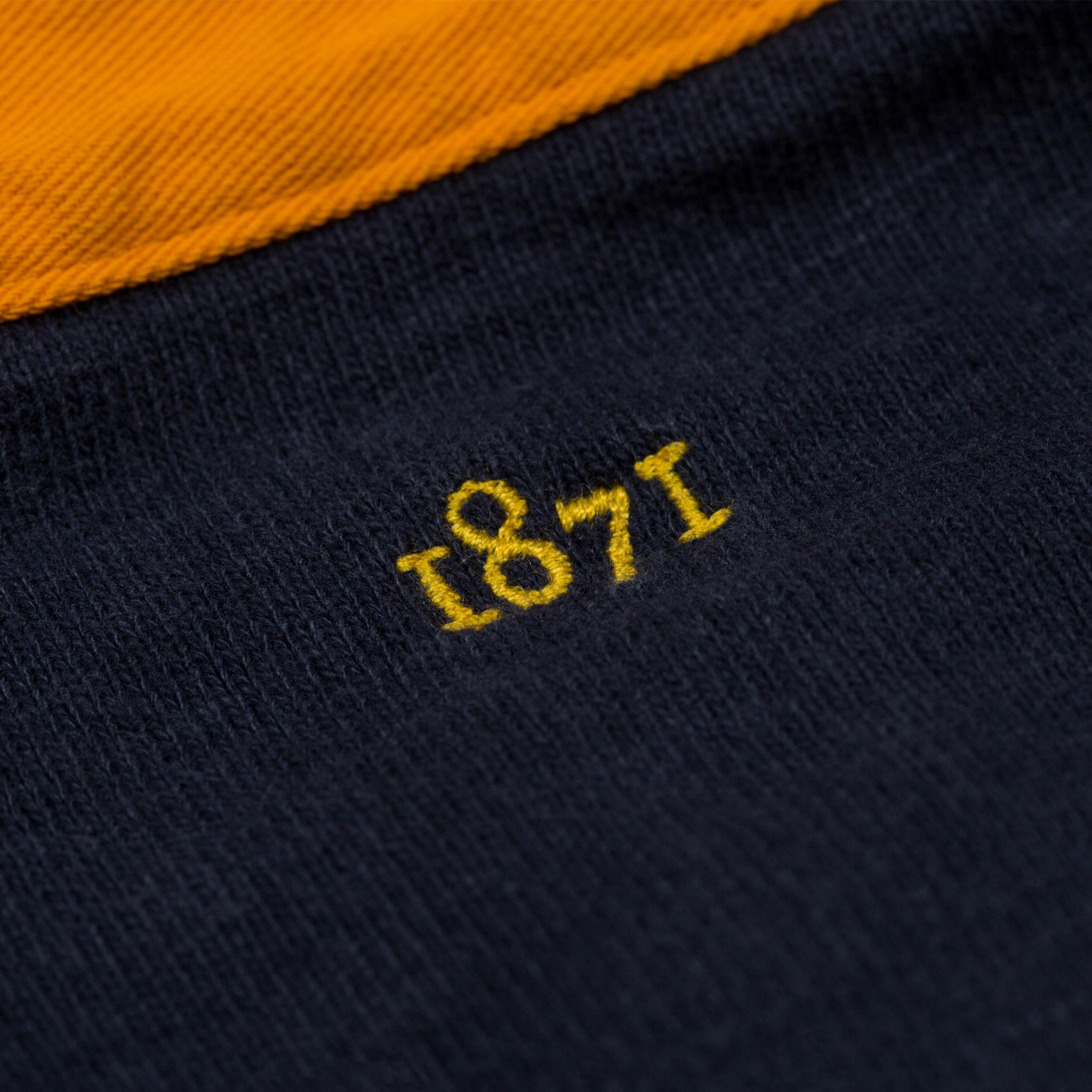 Marlborough Nomads 1871 embroidery