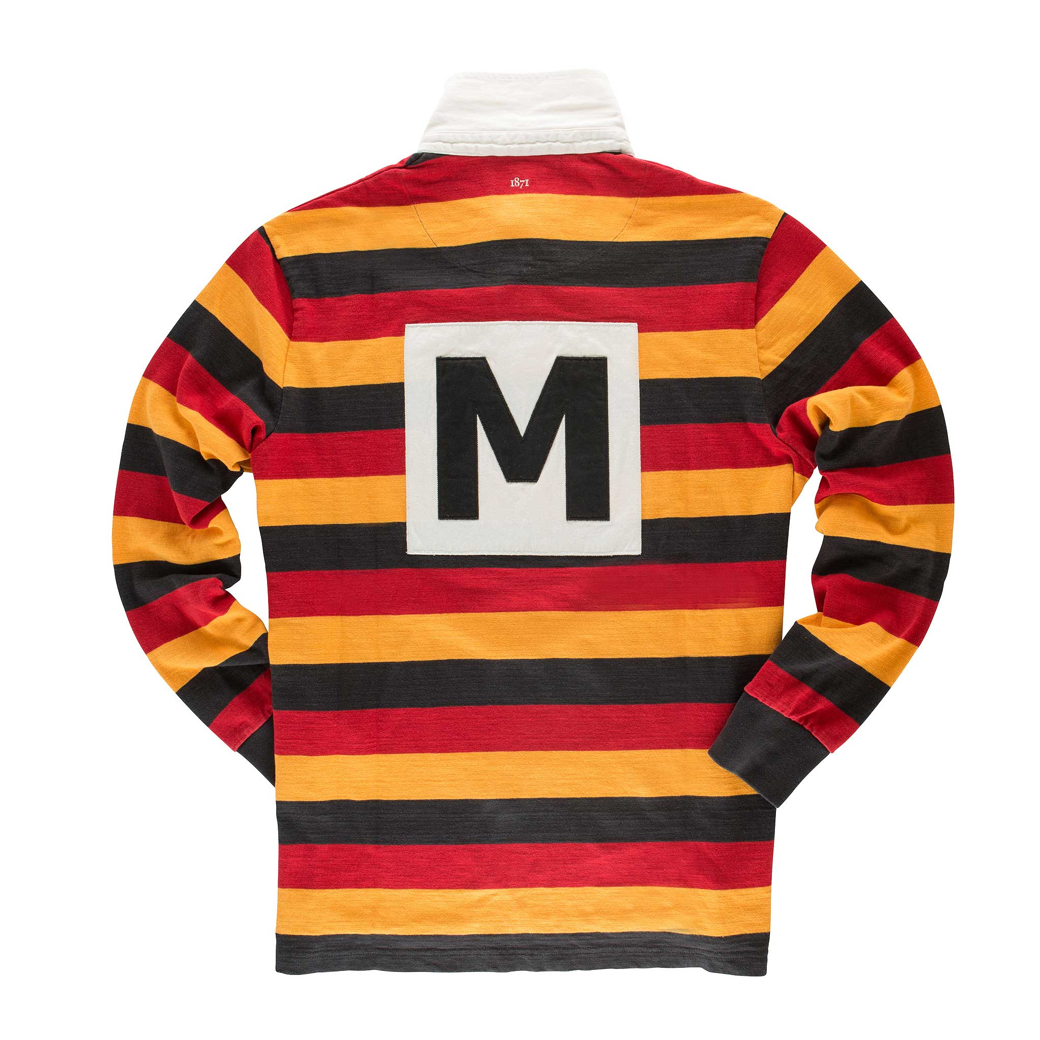 Mohicans 1871 Rugby Shirt - back