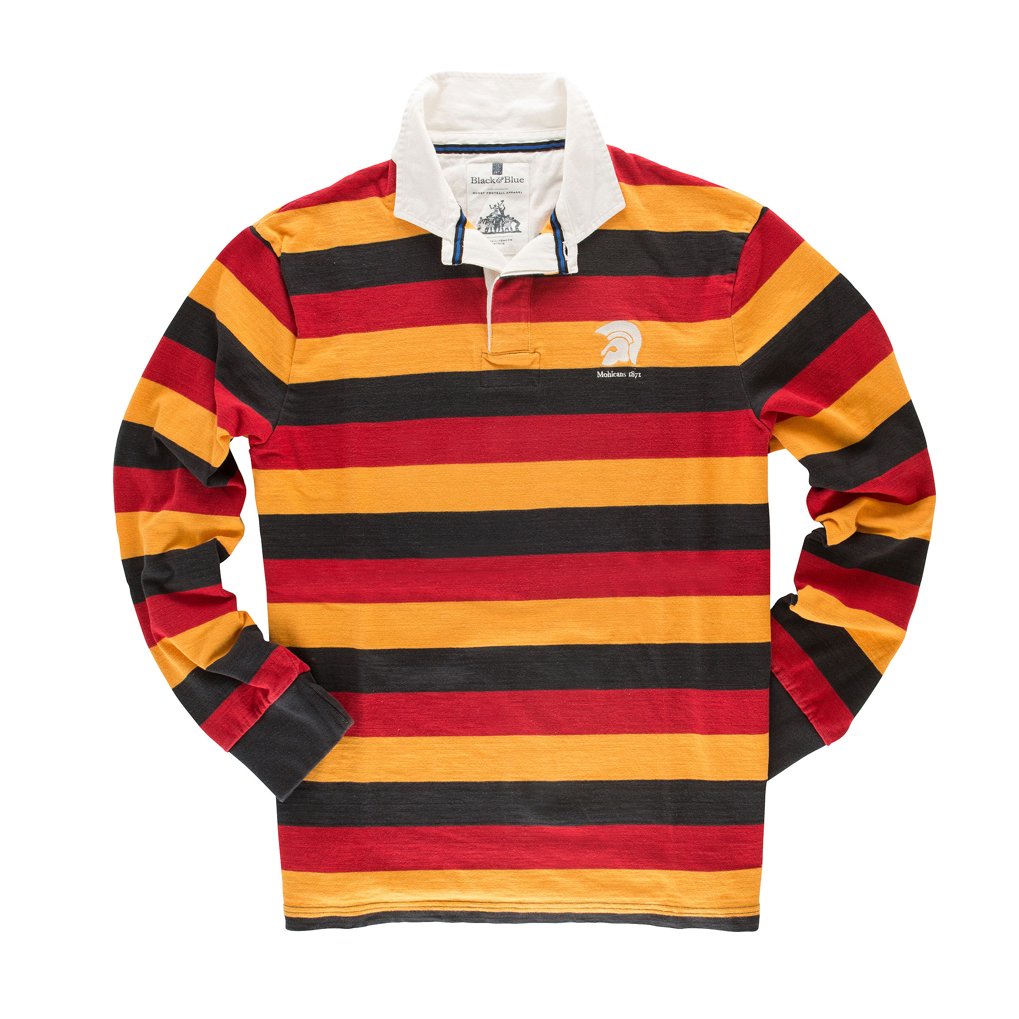 Mohicans 1871 Rugby Shirt - front