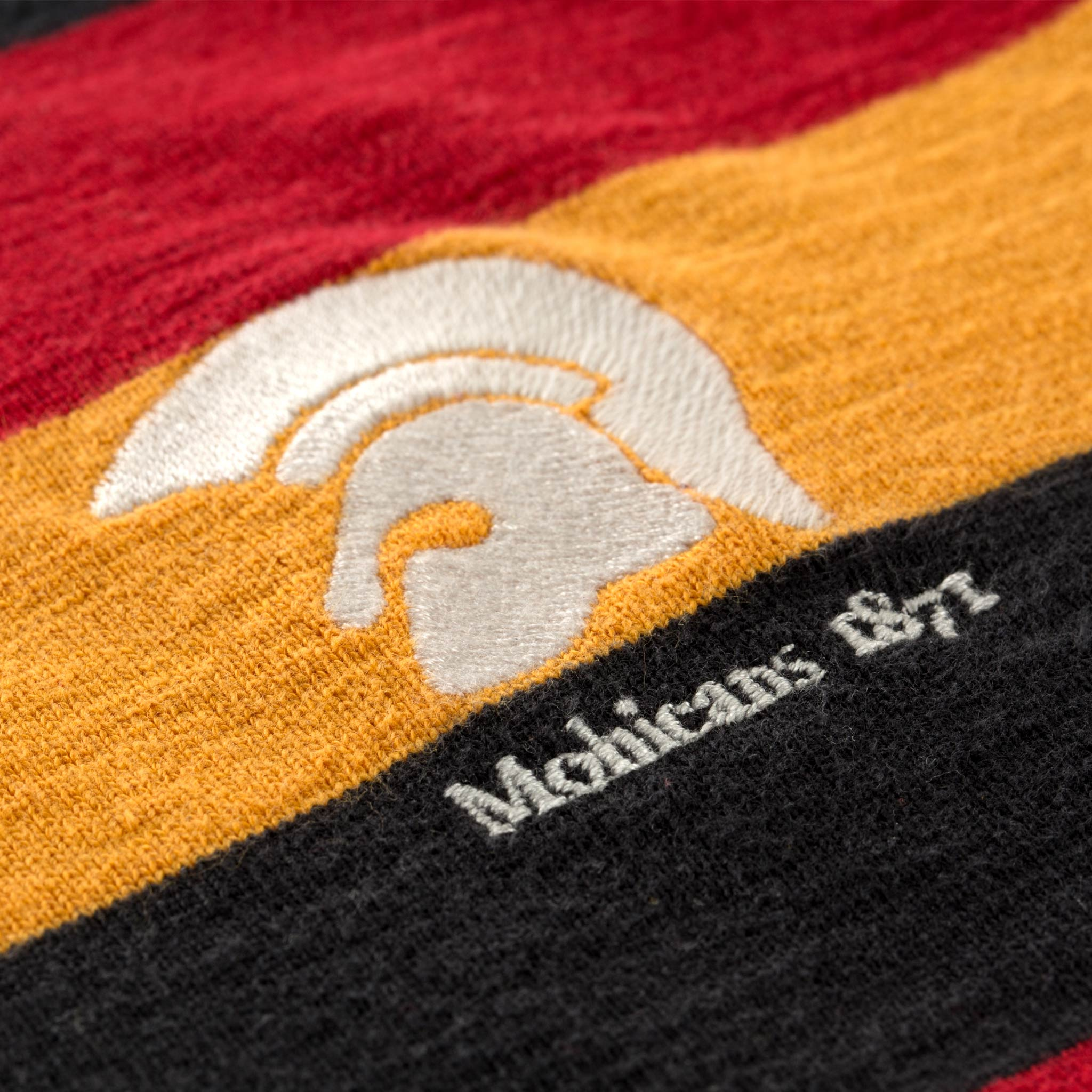 Mohicans 1871 Rugby Shirt Logo