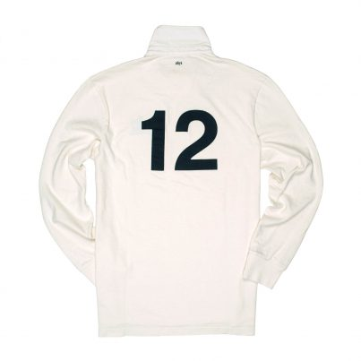 Queen's House 1871 Limited Edition Rugby Shirt - Back