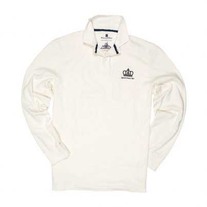 QUEEN'S HOUSE 1871 RUGBY SHIRT (LIMITED EDITION)