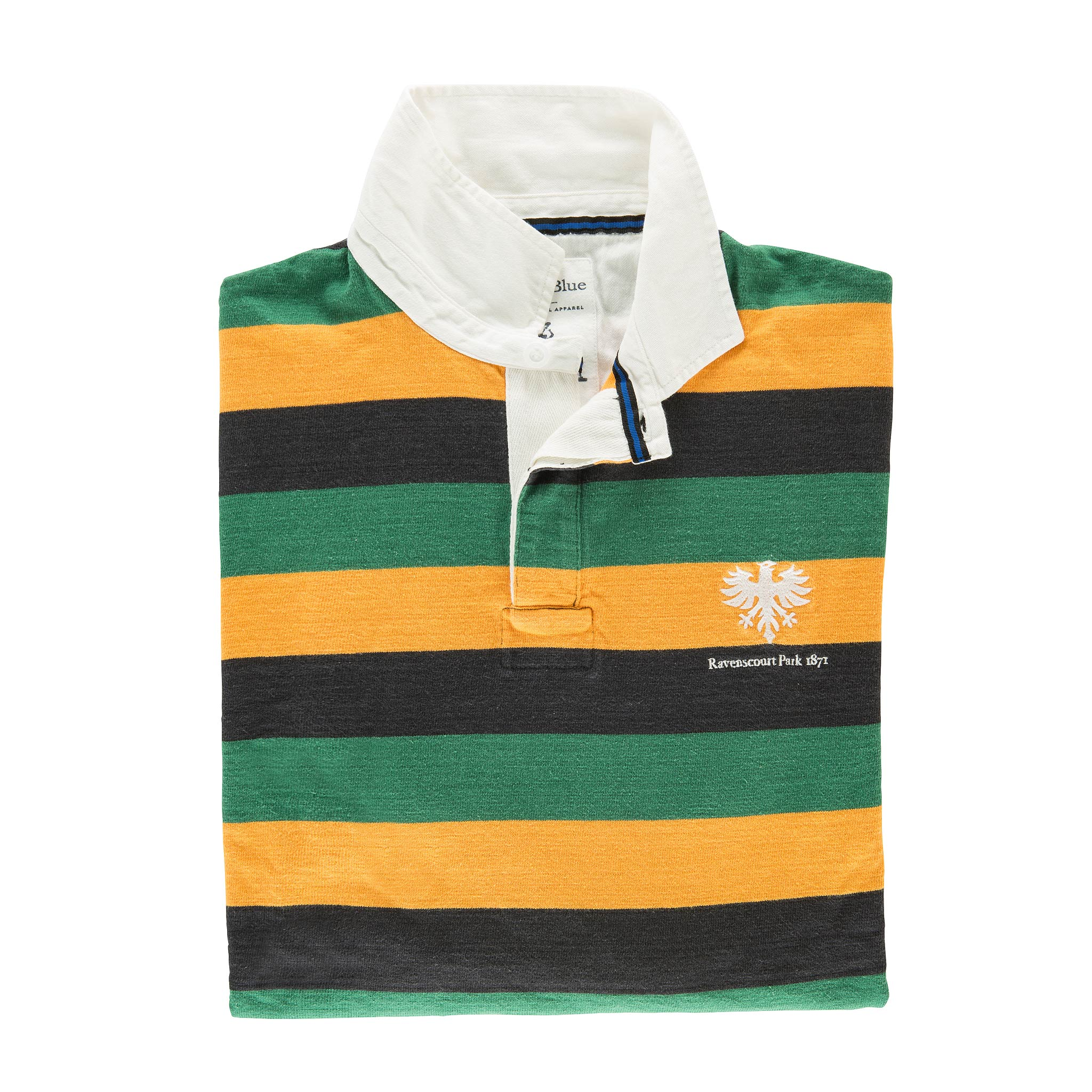 Ravenscourt Park 1871 Rugby Shirt - folded