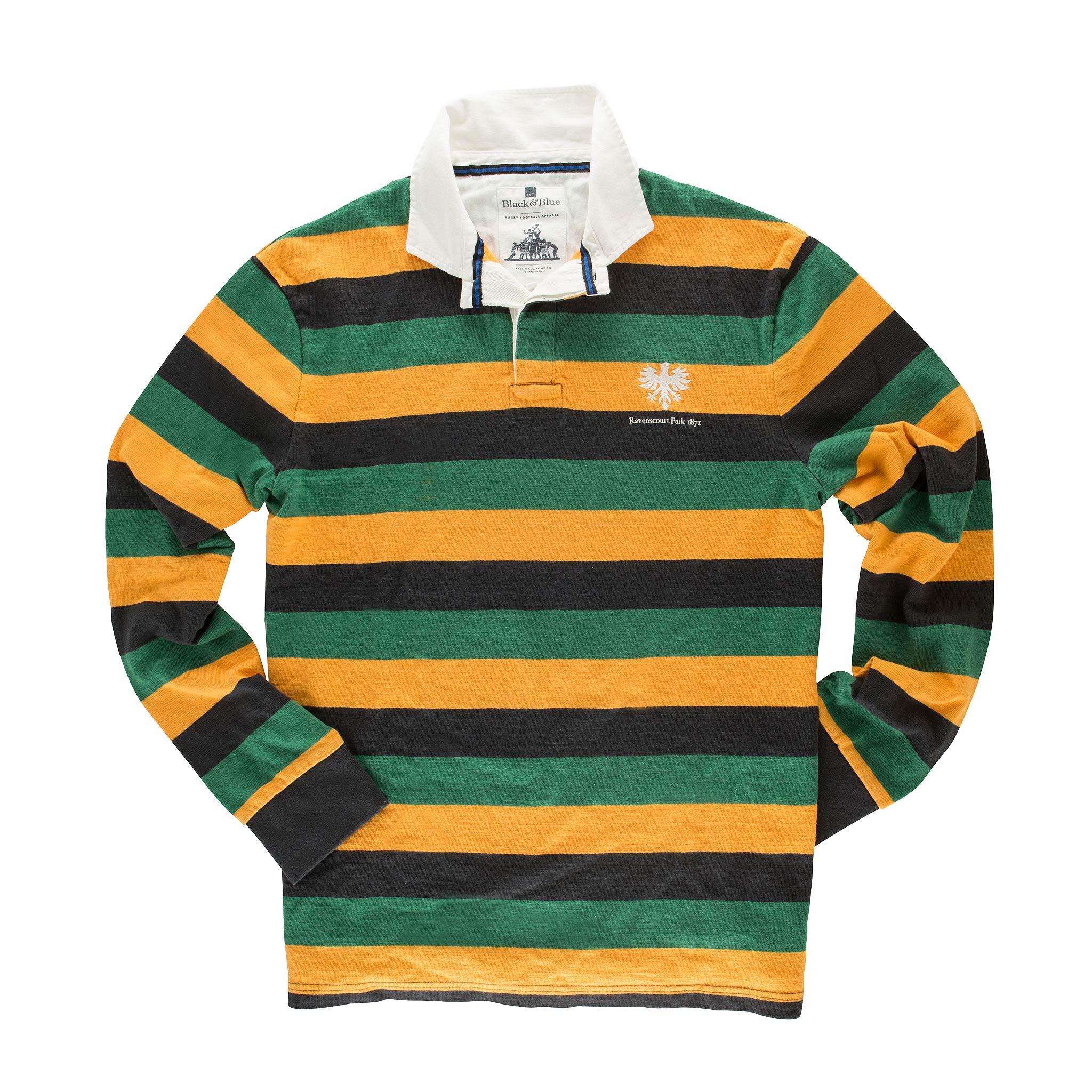 Ravenscourt Park 1871 Rugby Shirt - front