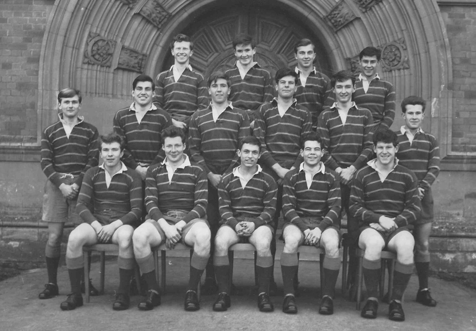 Ian Forward, Christ's Hospital Rugby Team