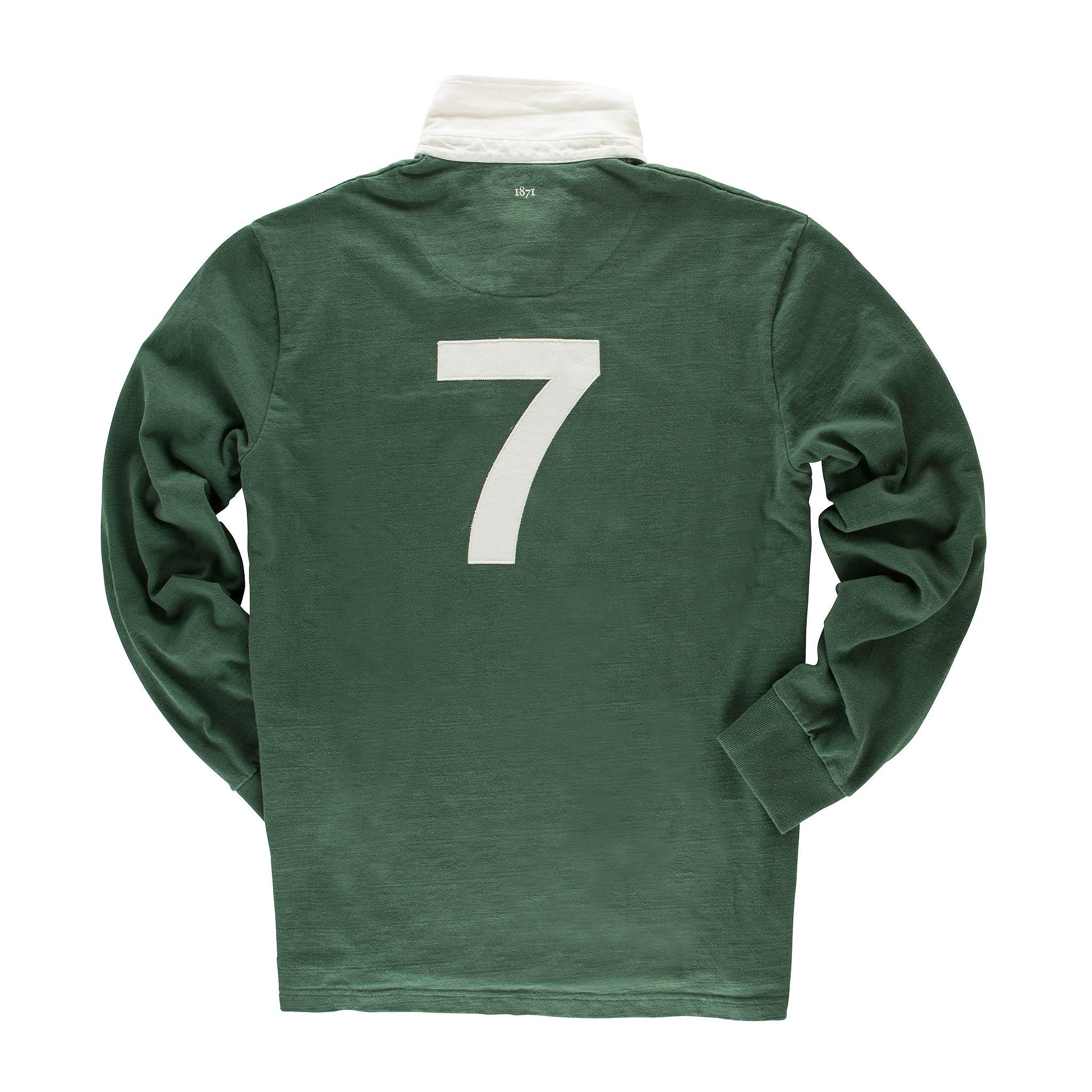 West Kent 1871 Rugby Shirt - back