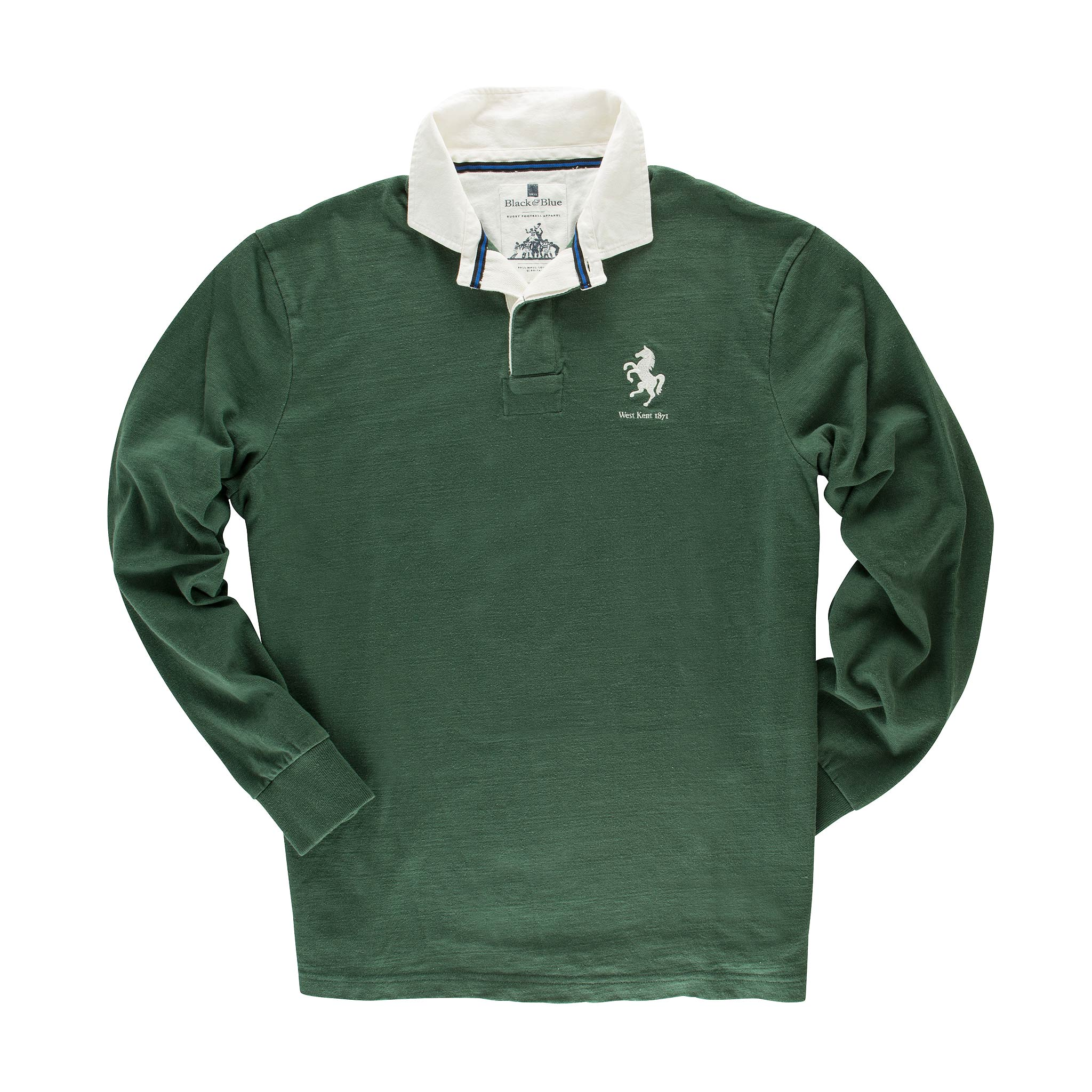 West Kent 1871 Rugby Shirt - front