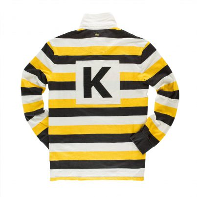 Wimbledon Hornets 1871 Rugby Shirt - Back