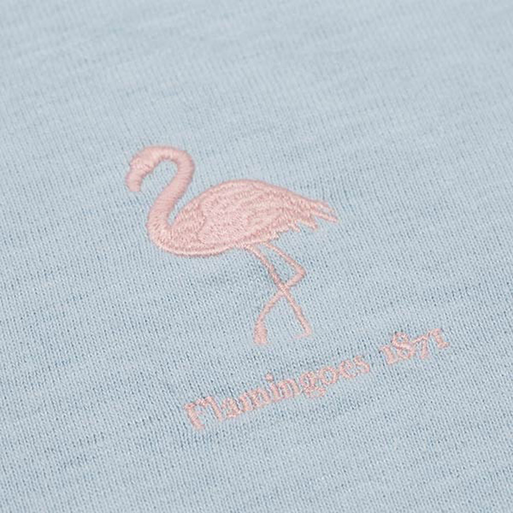 Flamingoes 1871 Rugby Shirt Logo