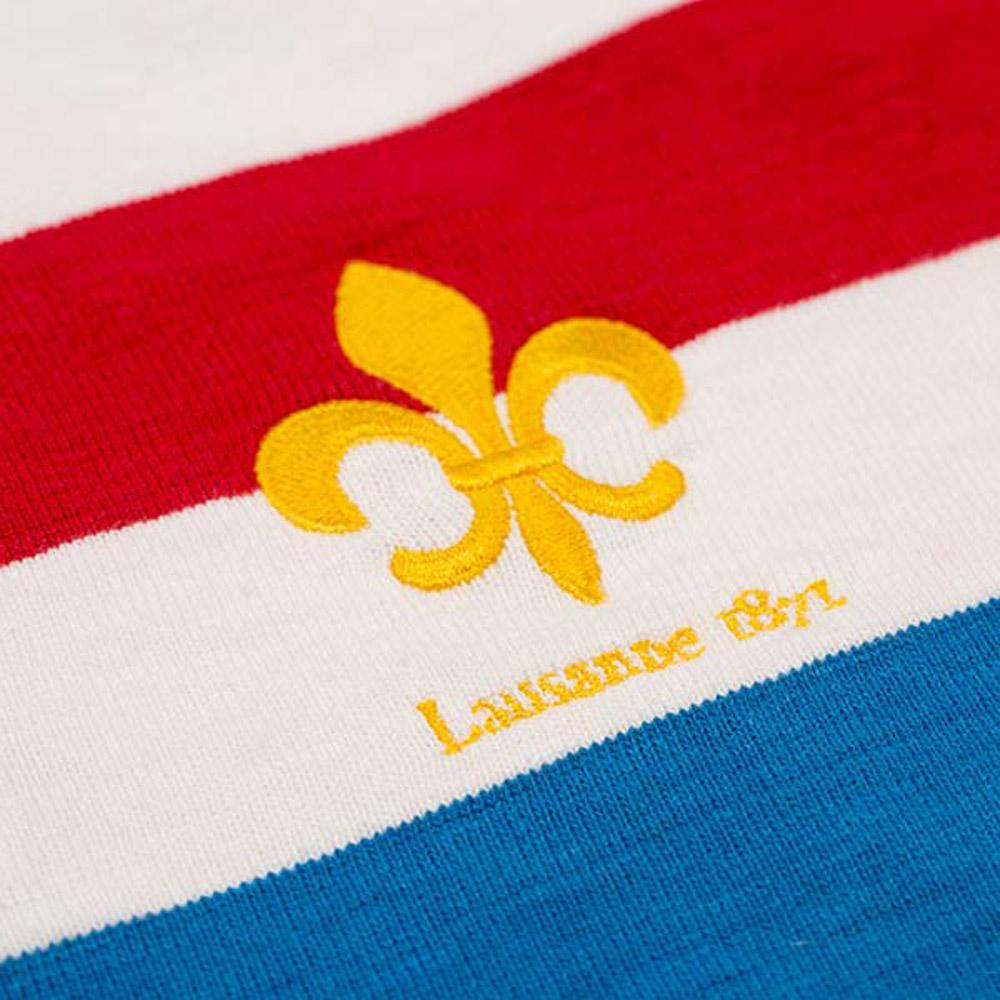 Lausanne 1871 Rugby Shirt Logo