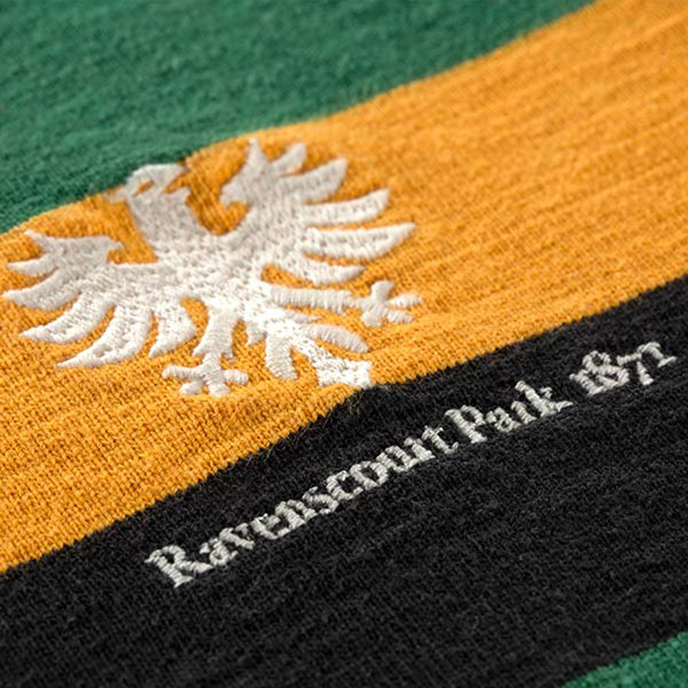 Ravenscourt Park 1871 Rugby Shirt Logo