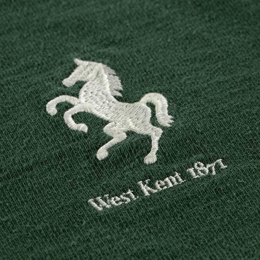 West Kent 1871 Rugby Shirt Logo