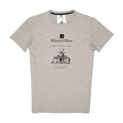 1871 FULL LOGO T-SHIRT (Grey)