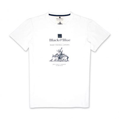 1871 FULL LOGO T-SHIRT (White)