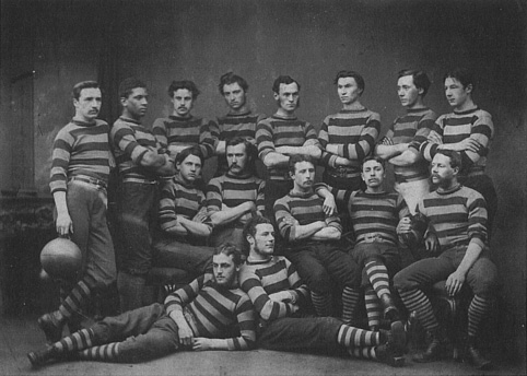 London's Oldest Rugby Clubs - The 21 Founding Clubs of the Rugby