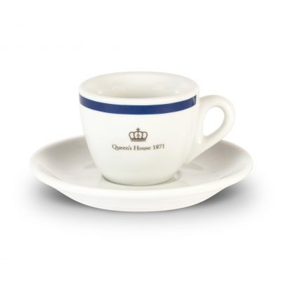 QUEEN'S HOUSE 1871 ESPRESSO CUP