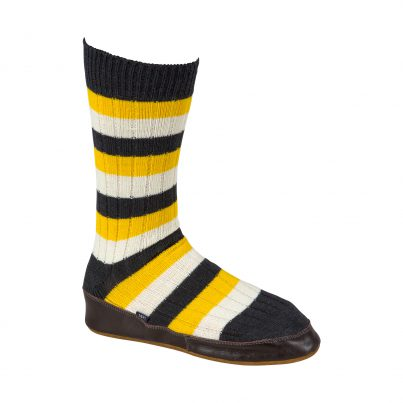 WIMBLEDON HORNETS 1871 SLIPPER SOCK