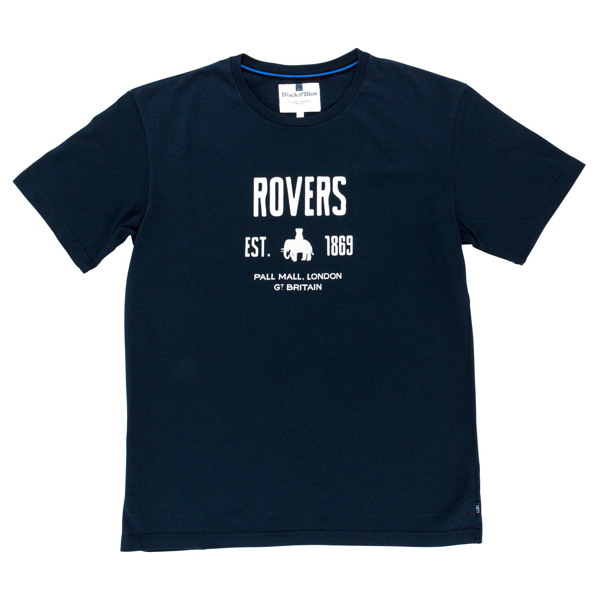 Rovers Navy T-shirt