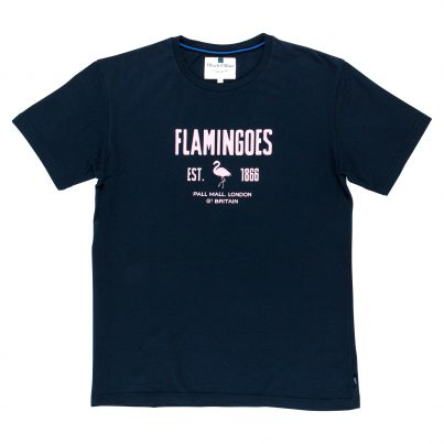 FLAMINGOES 1871 T-SHIRT