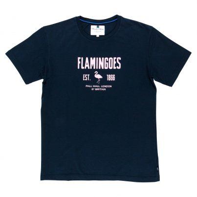 FLAMINGOES 1871 T-SHIRT