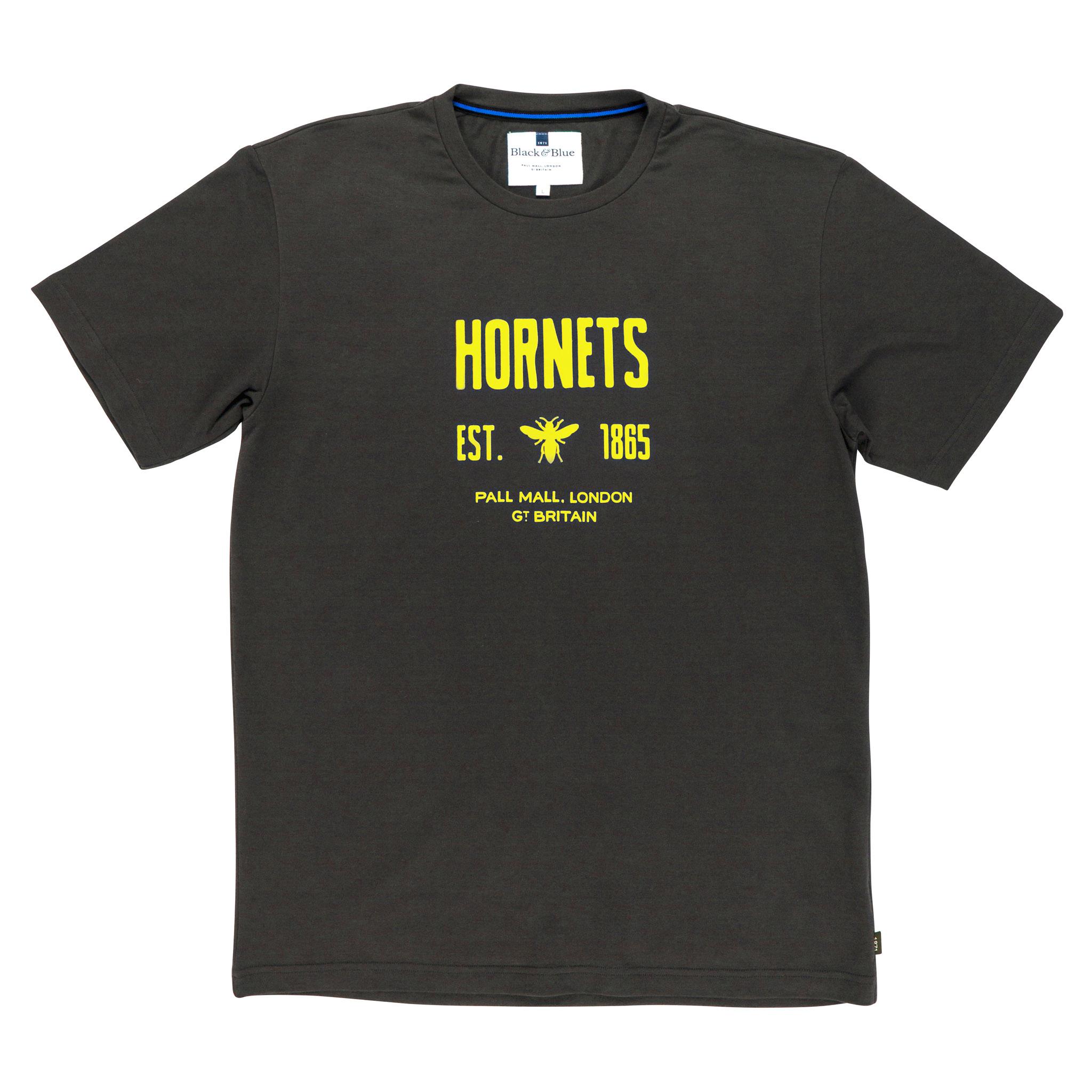 Hornets Navy T-shirt