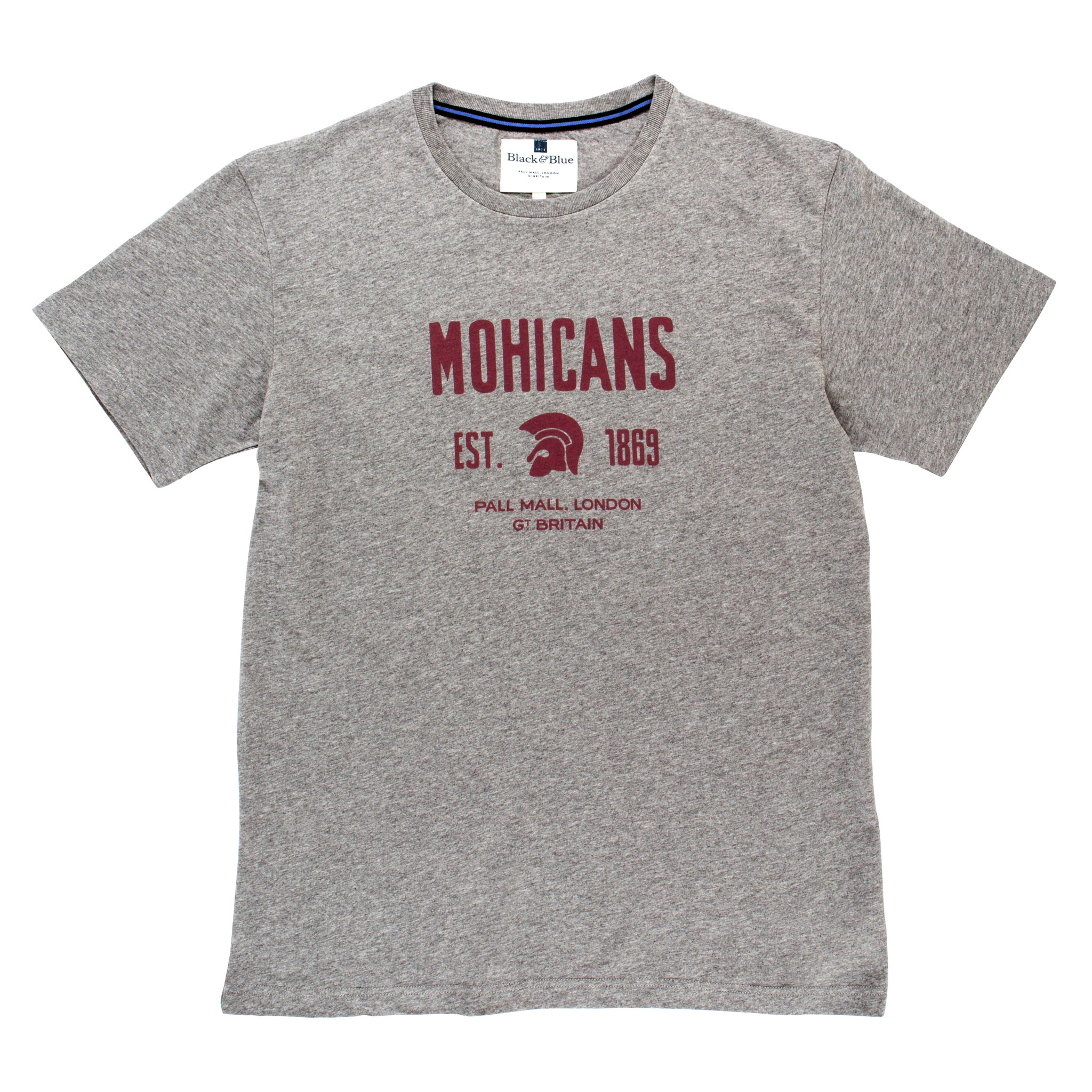 Mohicans Grey T-shirt