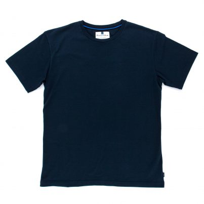 PLAIN NAVY 1871 T-SHIRT