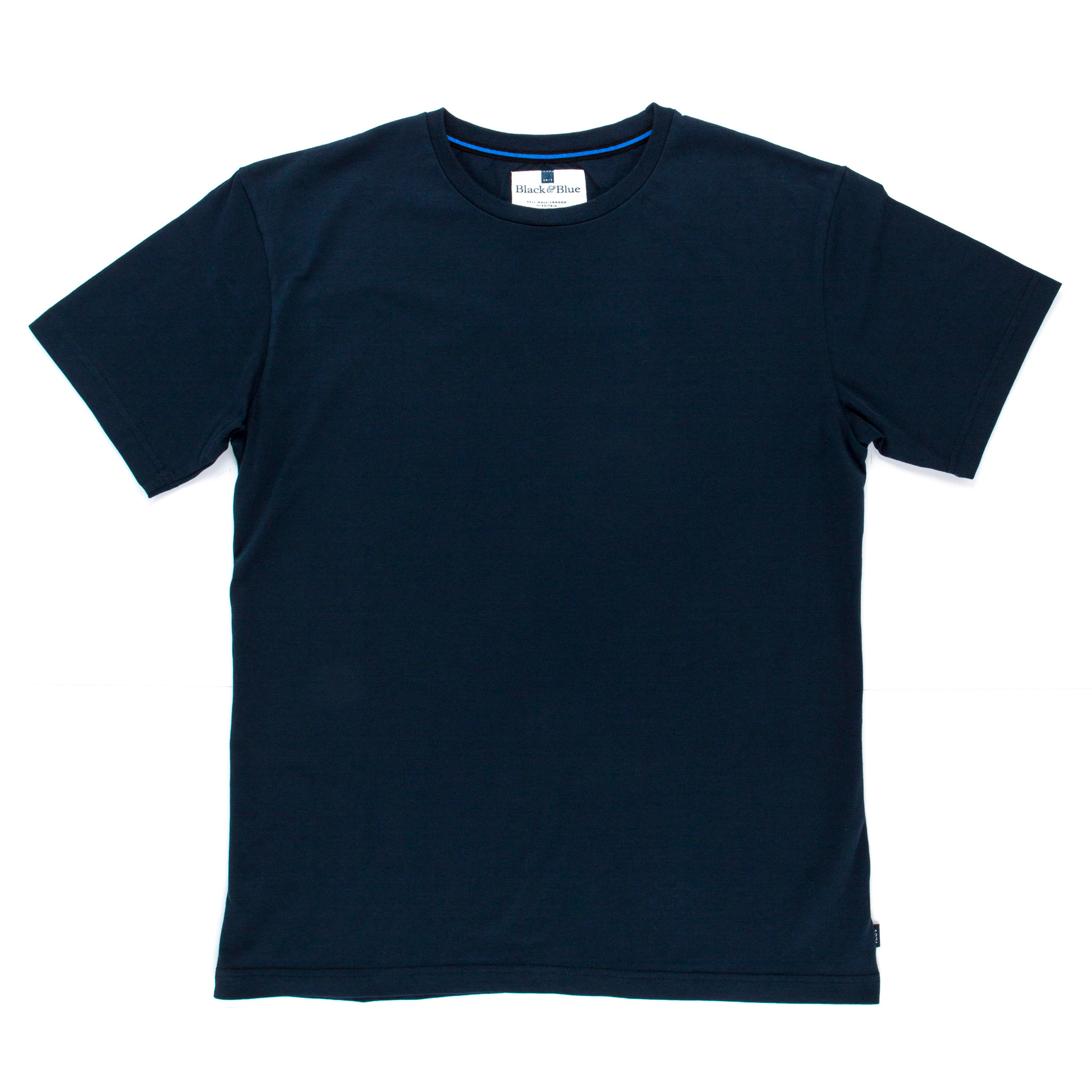 Navy Organic cotton T-shirt