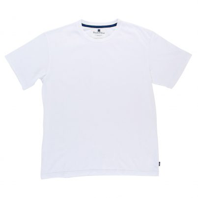 PLAIN WHITE 1871 T-SHIRT
