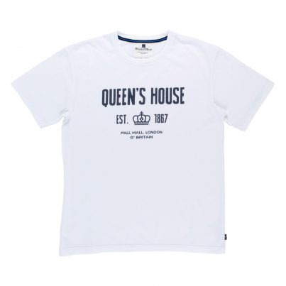 QUEEN'S HOUSE 1871 T-SHIRT
