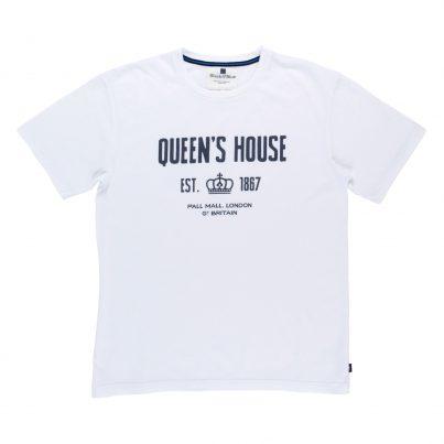 QUEEN'S HOUSE 1871 T-SHIRT