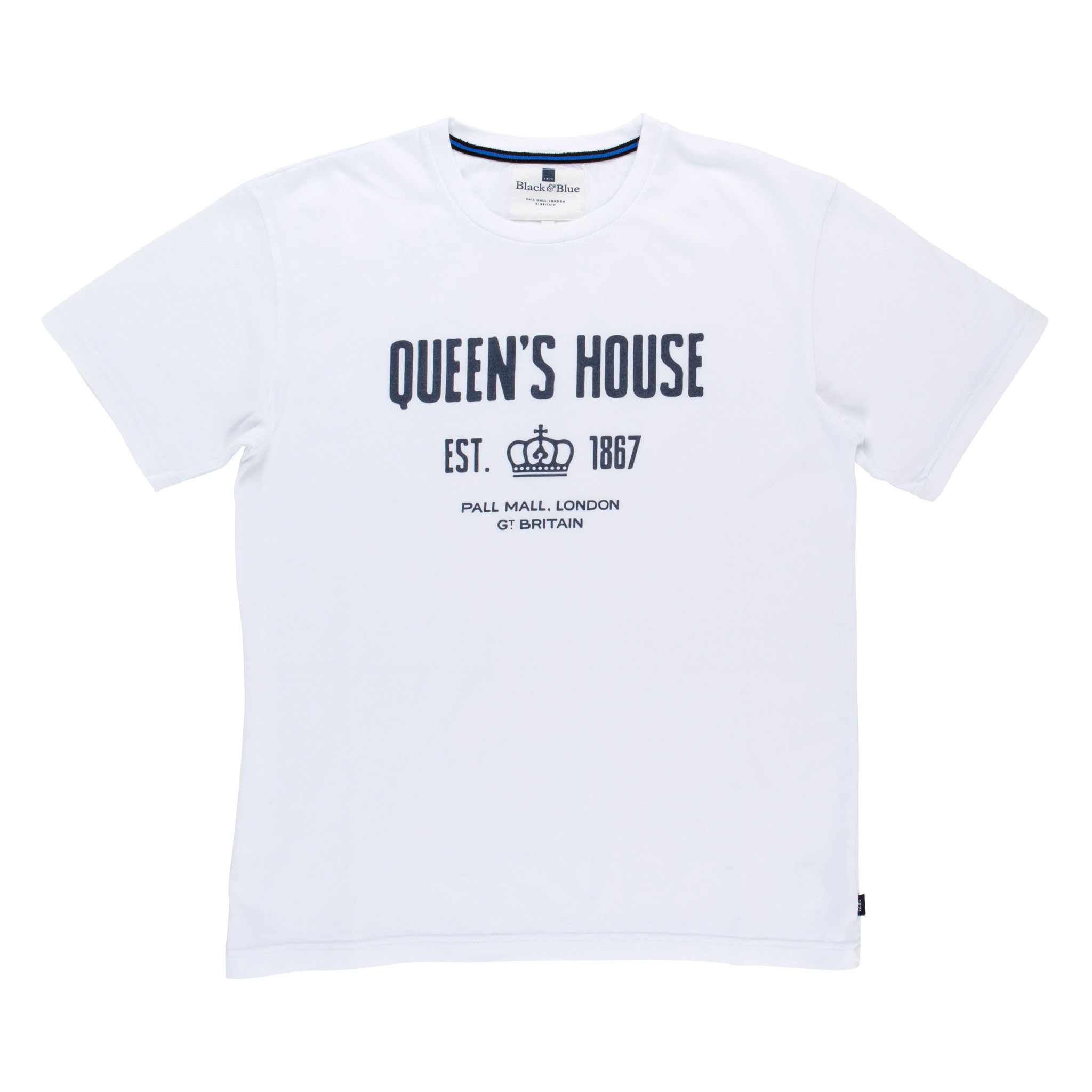 Queen's House White T-shirt