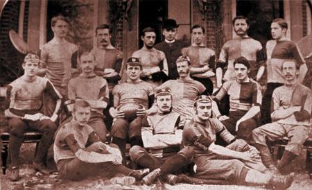Harlequins 1880