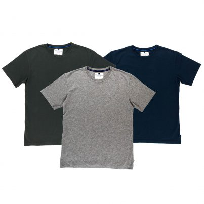 PLAIN 1871 T-SHIRT 3 PACK