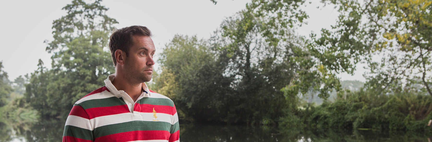 Gipsies rugby shirt model