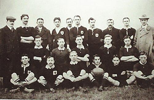 Wimbledon FC 1910