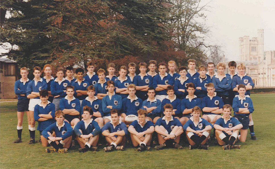 Canford School Rugby