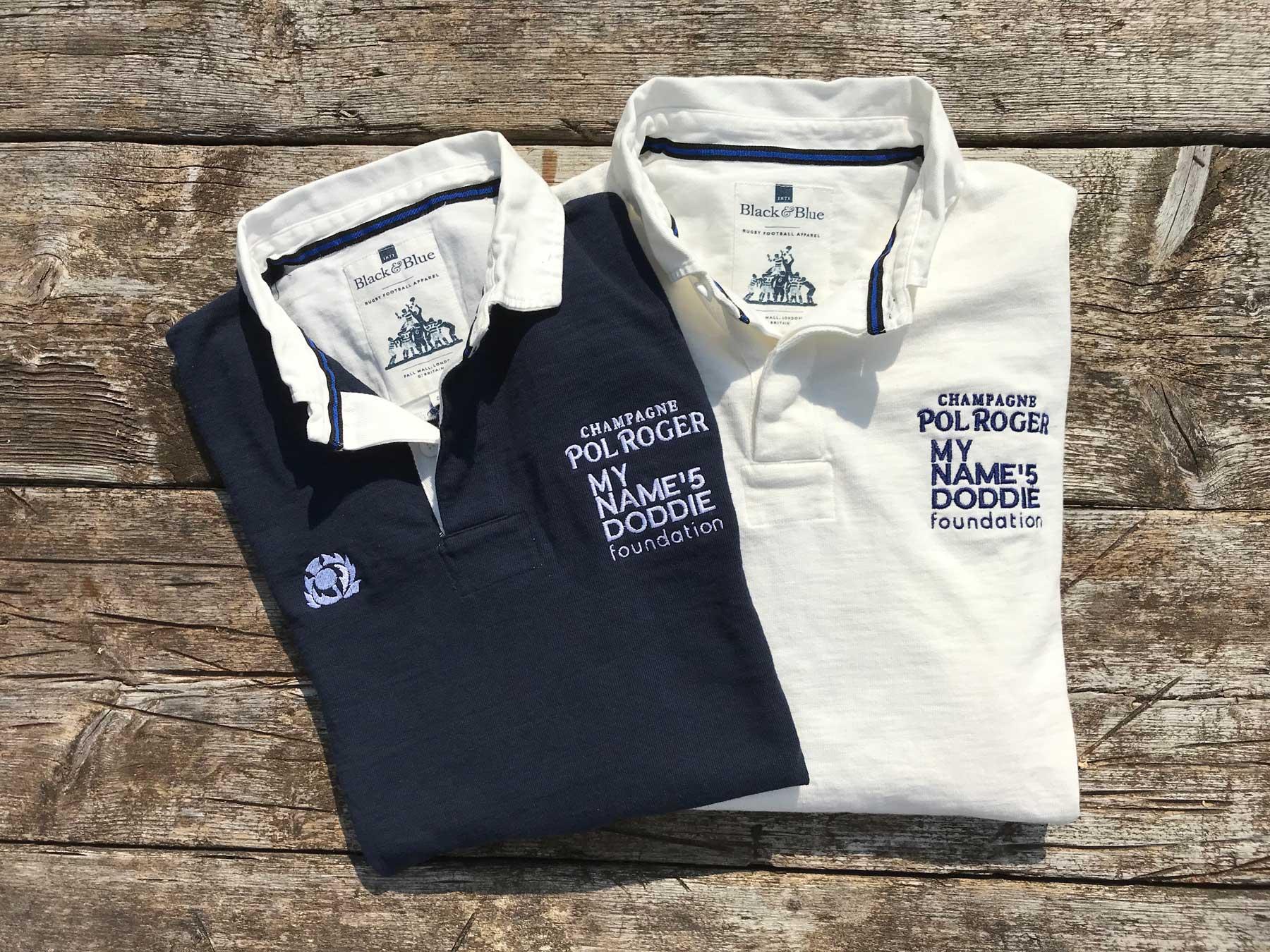 Pol Roger - Doddie Weir Shirts