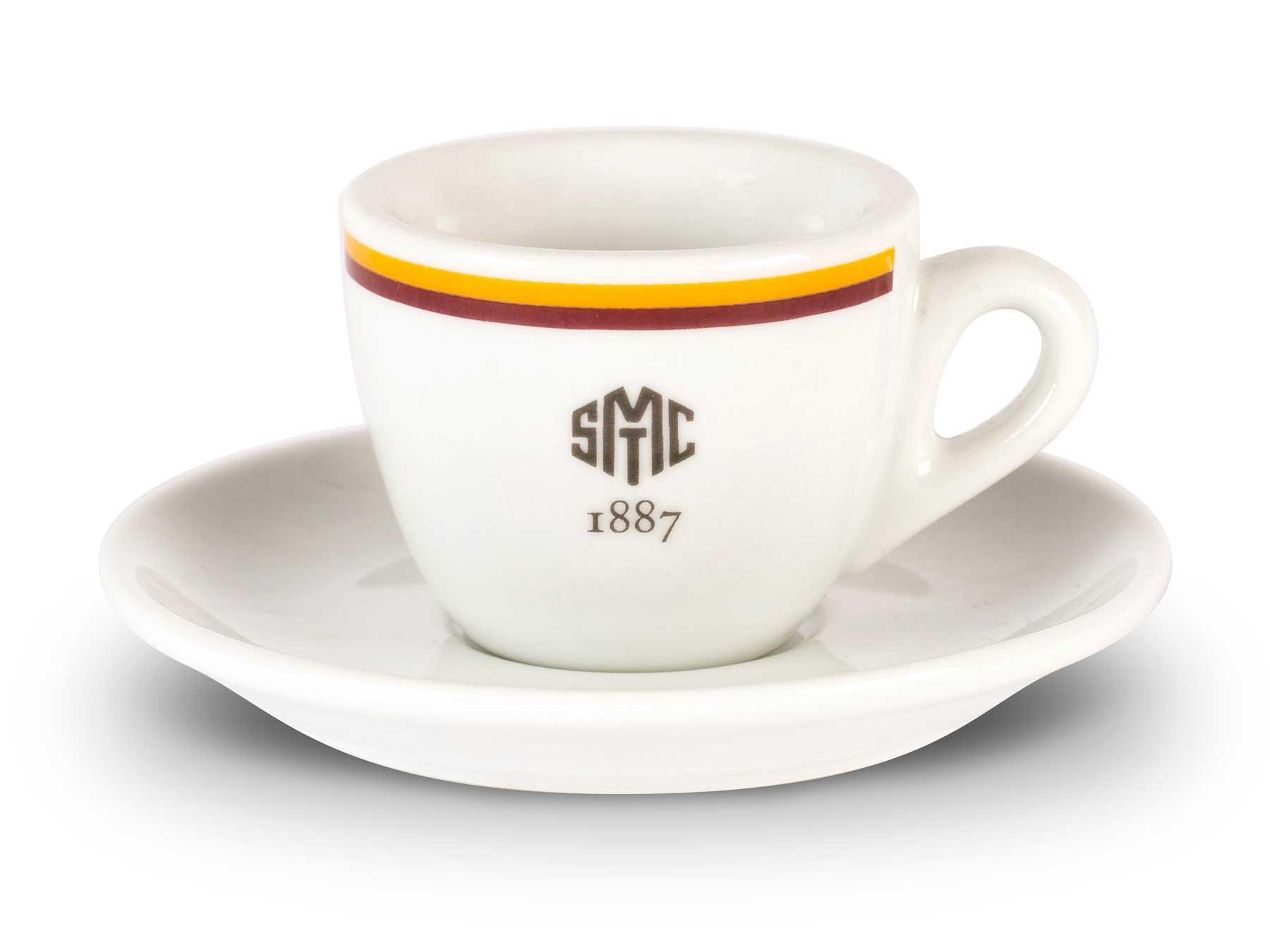 St Moritz Tobogganing Club Espresso Cup