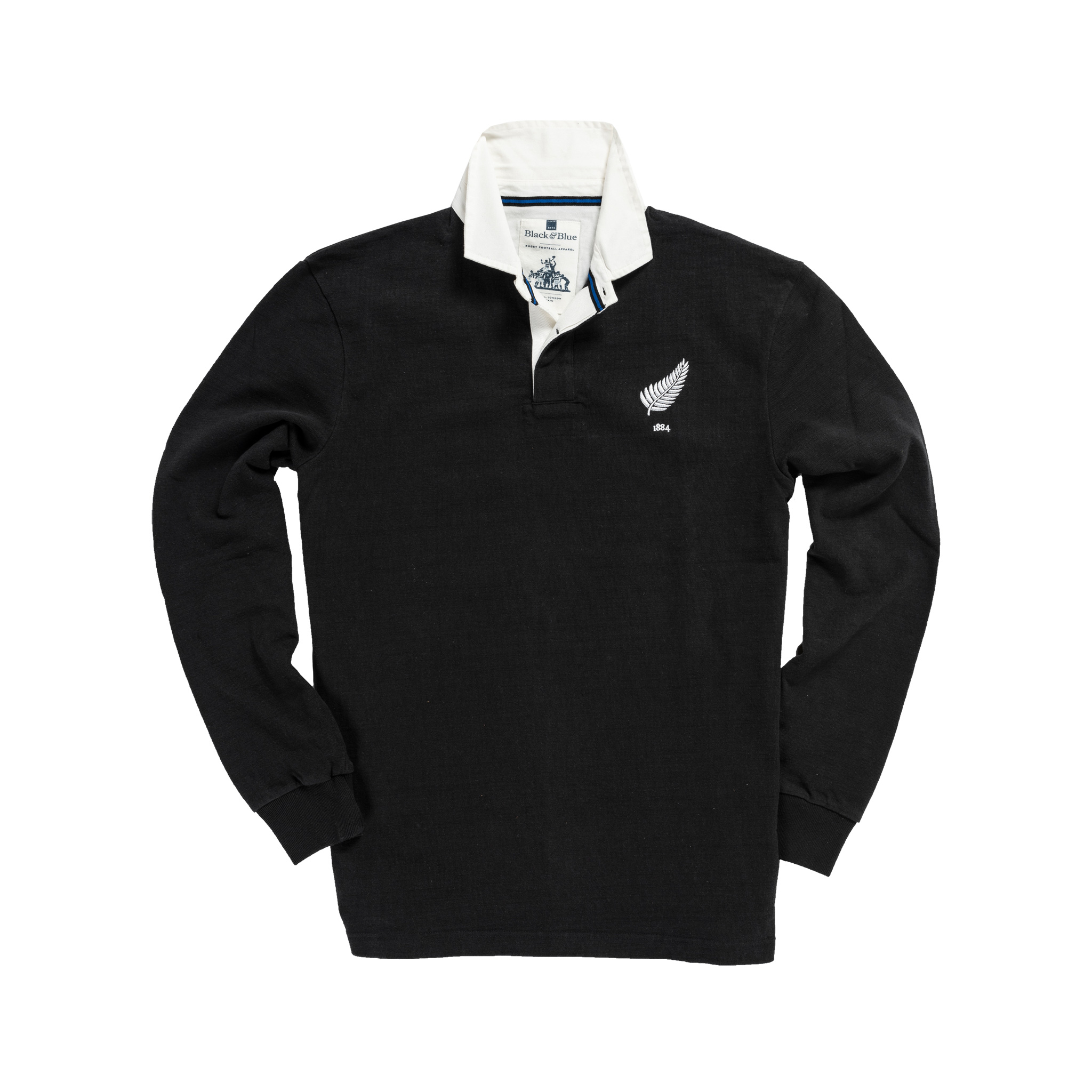 New Zealand 1884 Vintage Rugby Shirt