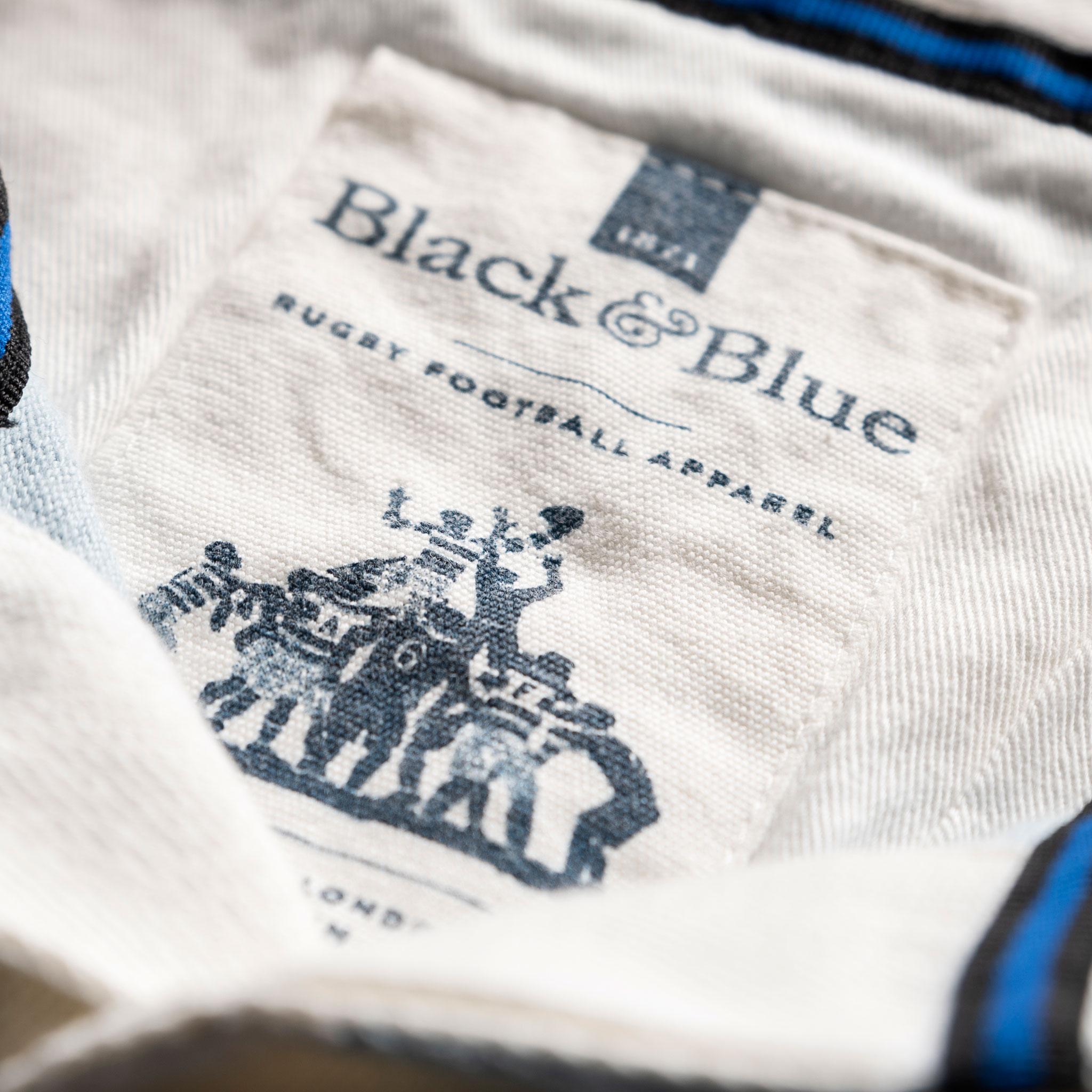 Argentina 1910 Vintage Rugby Shirt_BB Label